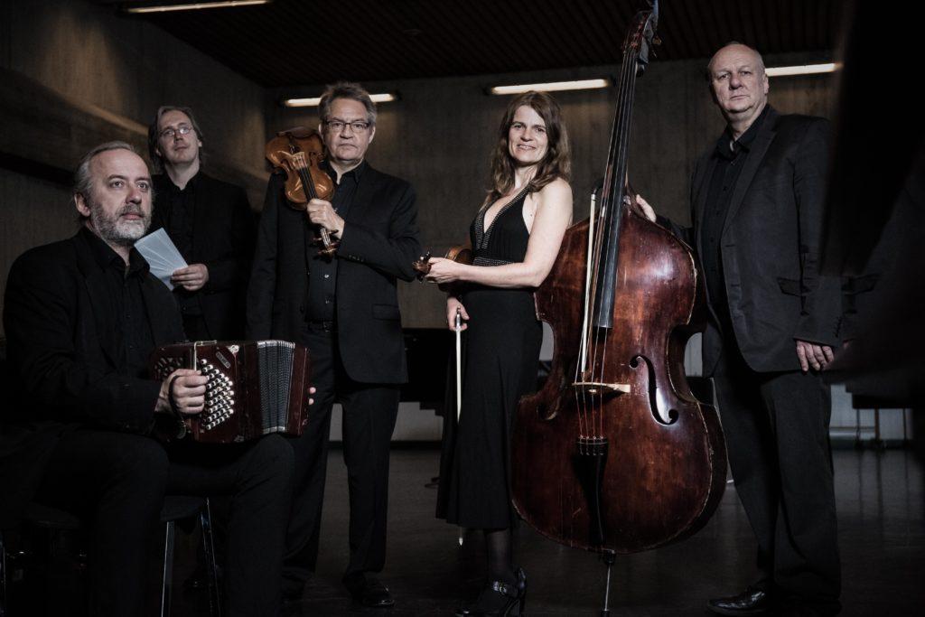 Eine Tango Band aus Hannover